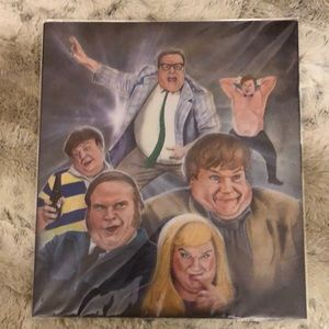 """Other - """"Faces of Farley"""" by Alan Kinney 10x11 print"""